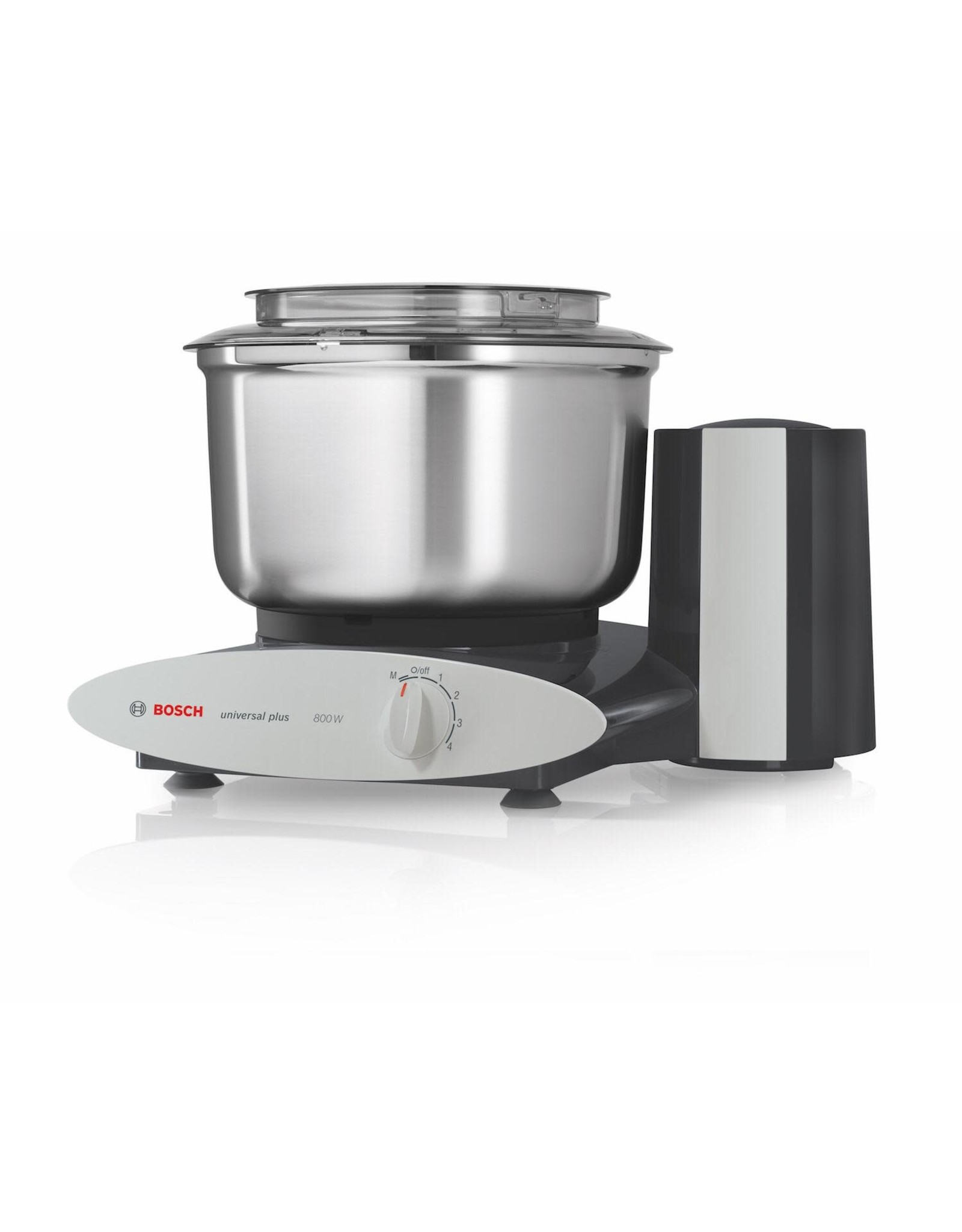 Bosch Universal Mixer Limited Edition Black Stainless