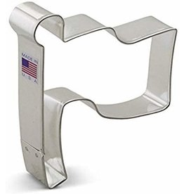 Ann Clark 4.25'' Flag Cookie Cutter