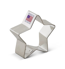 "Ann Clark 2.75"" Star Cookie Cutter"