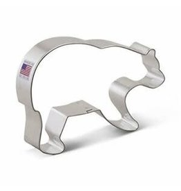 Ann Clark 5.25 Grizzly Bear Cookie Cutter