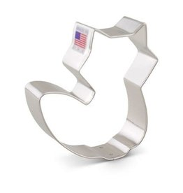Ann Clark 3.5'' Fox Cookie Cutter