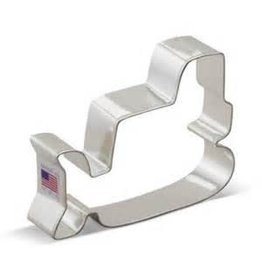 Ann Clark 4 1/4'' Bulldozer Cookie Cutter