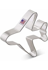 Ann Clark 4.5'' Airplane Cookie Cutter