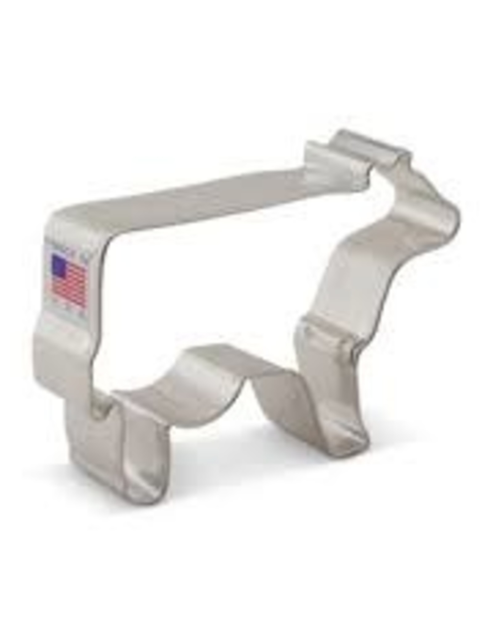 Ann Clark 3.75'' Cow Cookie Cutter