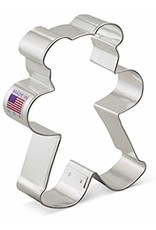 Ann Clark 4.5'' Teddy Bear Cookie Cutter