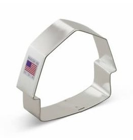 Ann Clark 3.25'' Barn Cookie Cutter
