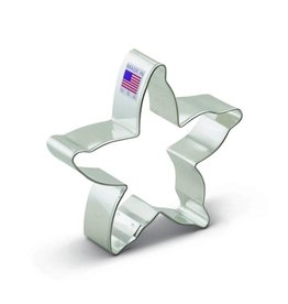 Ann Clark 4'' Starfish Cookie Cutter