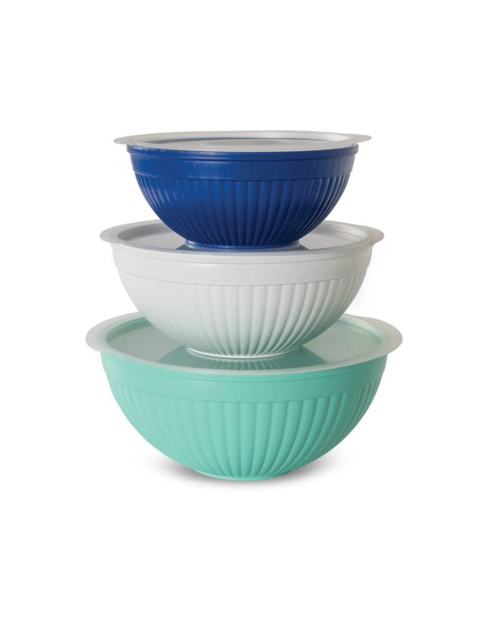 Nordicware 6 PIECE PREP & SERVE COVERED BOWL SET