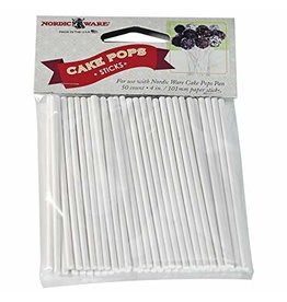 Nordicware Nordicware CAKE POP STICKS 50CT
