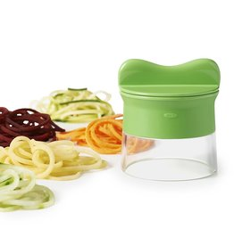 OXO OXO Good Grips Handheld Spiralizer, Green, 1 Blade