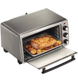 Imperial 2018 Hamilton Beach 31409 6 Slice Toaster Oven