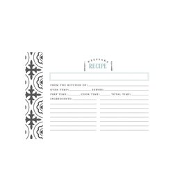 CR Gibson Farmhouse Recipe Cards