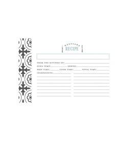 CR Gibson Farmhouse Recipe Cards