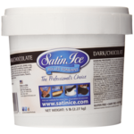 Satin Ice 5Lb Dark Chocolate Fondant