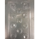 Wilton Wilton Candy Mold Peanut Butter Cups