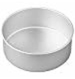 Wilton Wilton Aluminum Round Cake Pan, 8 x 3-Inch