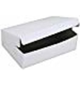 Wilton Wilton Plain 10 x 14 x 4 Inch Rectangle Cake Box