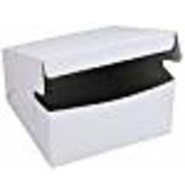 Wilton Wilton Plain 10 x 10 x 5 Inch Cake Box