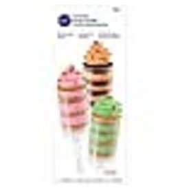 Wilton Wilton 415-0981 6 Count Treat Pops