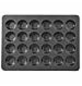 Wilton Wilton Non-Stick Mega Muffin and Cupcake Baking Pan, 24-Cup