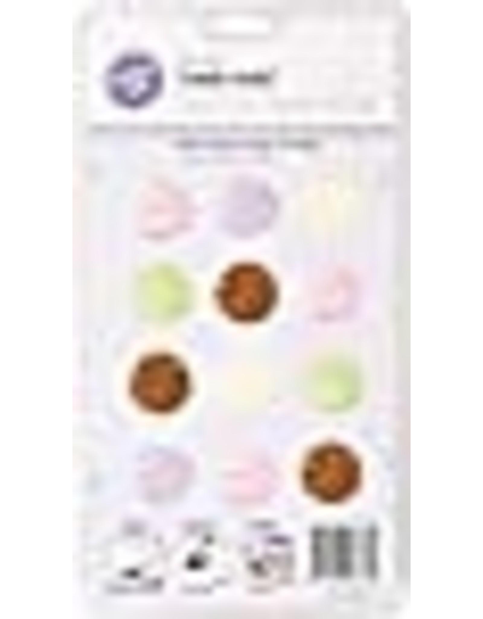 Wilton Candy Mold-Wedding Mint 18 Cavities