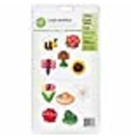 Wilton Wilton Garden Goodies Lollipop Candy Mold Set