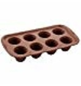 Wilton Wilton Brownie Pops Silicone Brownie and Cake Pop Pan, 8-Cavity