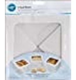 Wilton Wilton Treat Boxes-White 8''X8''X4'' 3/Pkg