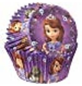 Wilton Wilton 415-2822 50 Count Sofia The First Baking Cups