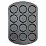 Wilton Wilton Mini Whoopie Pie Baking Pan, 24-Cavity