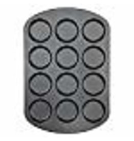 Wilton Wilton Mini Whoopie Pie Baking Pan, 24-Cavity