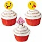 Wilton Treat emojis fun pix 2113-1276