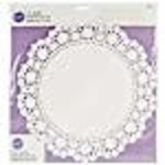 Wilton 12 IN DOILIES GP-WH