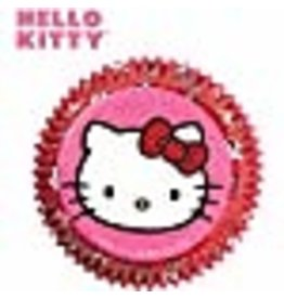 Wilton Wilton 450288 Standard Baking Cups-Hello Kitty 50-Pkg