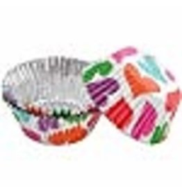 Wilton Wilton ColorCups Hearts Baking Cups, Standard, 36-Count