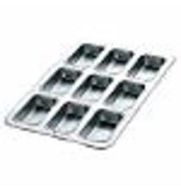 Wilton Wilton Aluminum 9-Cavity Petite Loaf Pan