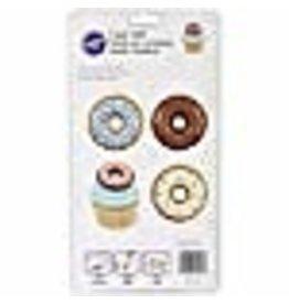 Wilton Wilton 2115-0032 Candy Mold, Donut