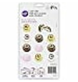 Wilton Wilton 2115-1521 Candy Mold, Truffles