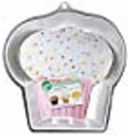 Wilton Wilton Novelty Cupcake Pan, 9.75''X9.5''X5''X2''