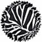 Wilton Wilton ColorCups Black/White Zebra Standard Baking Cups, 36 Count