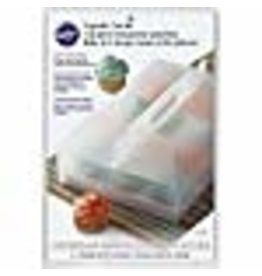 Wilton Wilton 415-8969 Durable Cupcake Clear Carrier, 1 Count