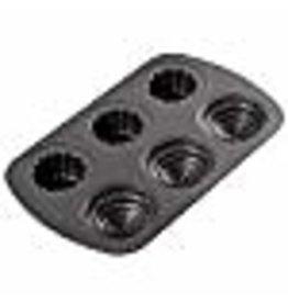 Wilton Wilton 6 Cavity 3-D Cupcake Pan