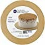 Wilton CAKE BOARD GLD  GLTTR 12IN 3CT
