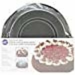 Wilton Wilton 2105-1438 Non-Stick Giant Dessert Shell Pan