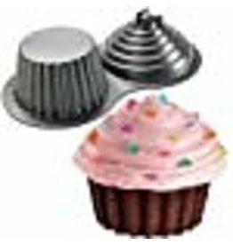 """Wilton Wilton Dimensions Giant Cupcake Pan-5.5""""X8.25""""X3.75"""""""