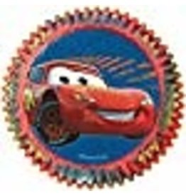 Wilton Wilton Standard Baking Cups (50 Pack), Cars Piston Cup