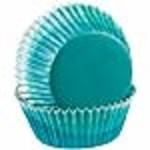 Wilton Wilton ColorCup Standard Baking Cups, Blue Ombre, 36-Pack (W415CC-0631)