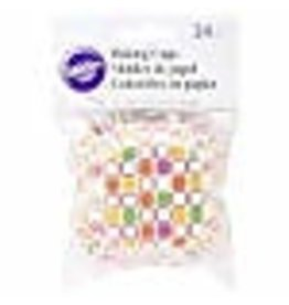 Wilton Wilton 415-0669 24-Pack Square Baking Cup, Standard
