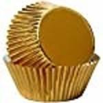Wilton Wilton Gold Foil Standard Baking Cups, 24 Count