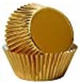Wilton Wilton Gold Foil Standard Baking Cups, 24 Count